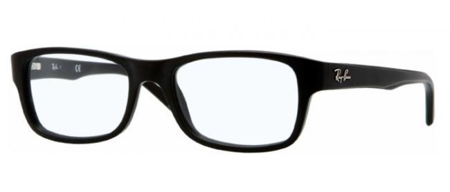 ray ban brille 5268 col 5119 gr 50 17 in der farbe schwarz. Black Bedroom Furniture Sets. Home Design Ideas