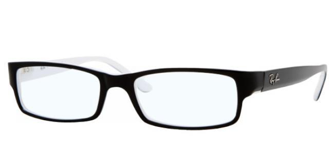 ray ban kunststoff brille rx 5114 2044 gr 54 in der farbe. Black Bedroom Furniture Sets. Home Design Ideas