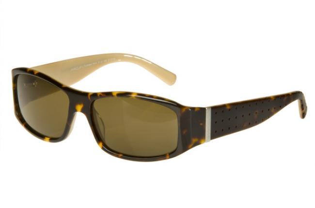 Marc Cain Sonnenbrille 8782 GB aus Kunststoff Gr.57 in der Farbe havana sEv1bb54sO