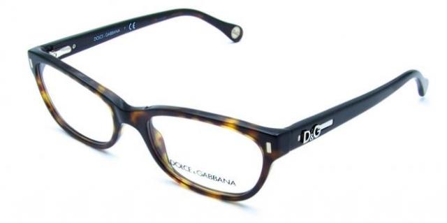 dolce gabbana dd 1205 502 designer brille in havanna. Black Bedroom Furniture Sets. Home Design Ideas