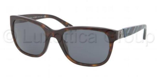 Polo Ralph Lauren Sonnenbrille PH 4066 500387 Größe 55 in der Farbe dunkles havana/ dark havana 5GCTrlbuZ