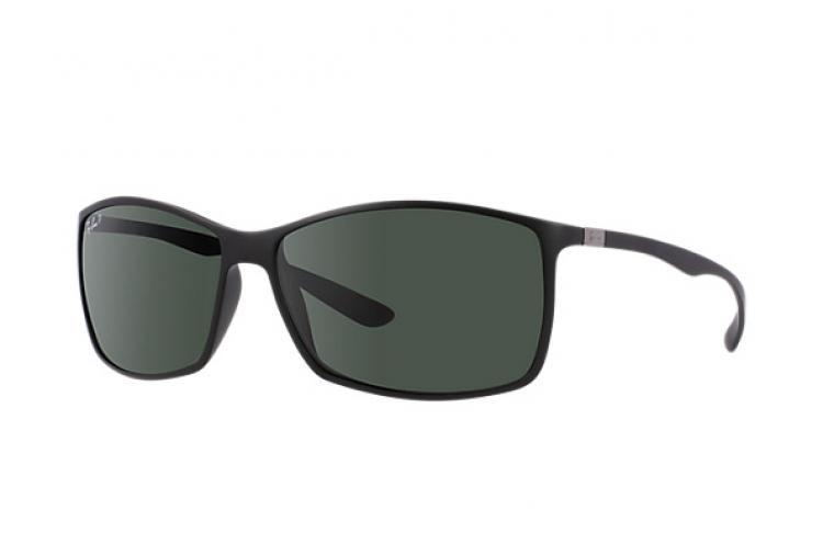 Ray-Ban Herren 4179 Sonnenbrille, Schwarz (Negro), 62