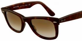 Ray-Ban Sonnenbrille Original Wayfarer RB 2140 902 Gr.54 in der Farbe tortoise / braun gescheckt NMEdUGb