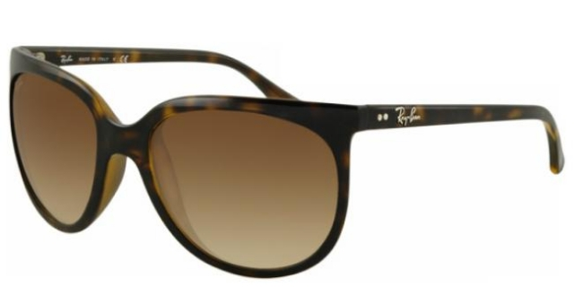 ray ban sonnenbrille cats 1000 rb 4126 710 51 in der farbe. Black Bedroom Furniture Sets. Home Design Ideas