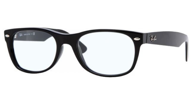 ray ban kunststoff brille new wayfarer rx 5184 2000 gr 50. Black Bedroom Furniture Sets. Home Design Ideas