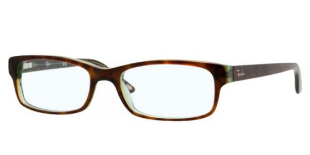 10fad5b77a9a Ray Ban Kunststoff Brille
