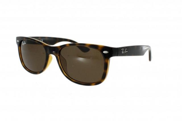ray ban sonnenbrille new wayfarer junior jr 9052s 152 73 gr 47. Black Bedroom Furniture Sets. Home Design Ideas