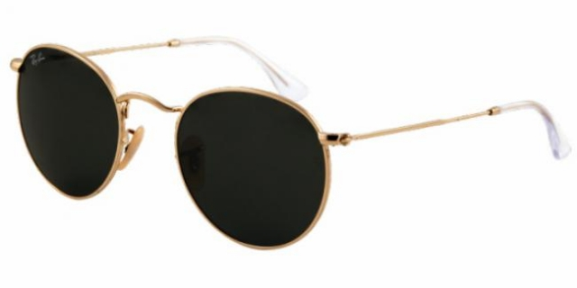 ray ban sonnenbrille rb 3447 001 gr 50 in der farbe gold. Black Bedroom Furniture Sets. Home Design Ideas