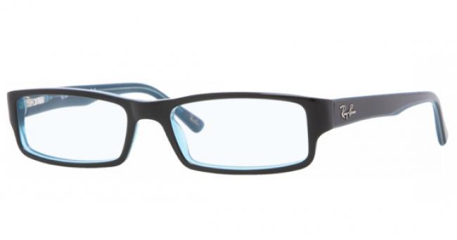 ray ban brille grün schwarz