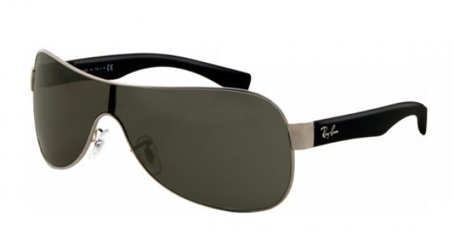 Ray-Ban Sonnenbrille RB 3471 004/71 in der Farbe schwarz - silber 8qO2T6j3