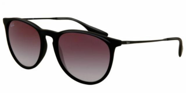 ray ban sonnenbrille erika rb 4171 622 8g in der farbe schwarz. Black Bedroom Furniture Sets. Home Design Ideas