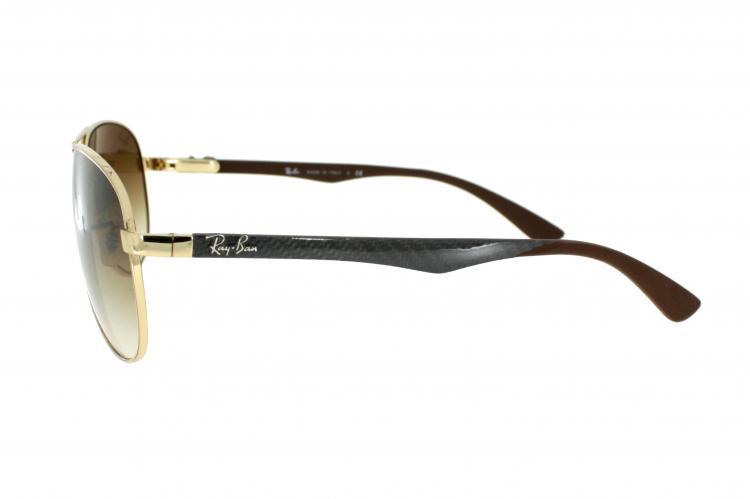 ray ban sonnenbrille mit carbon bügel