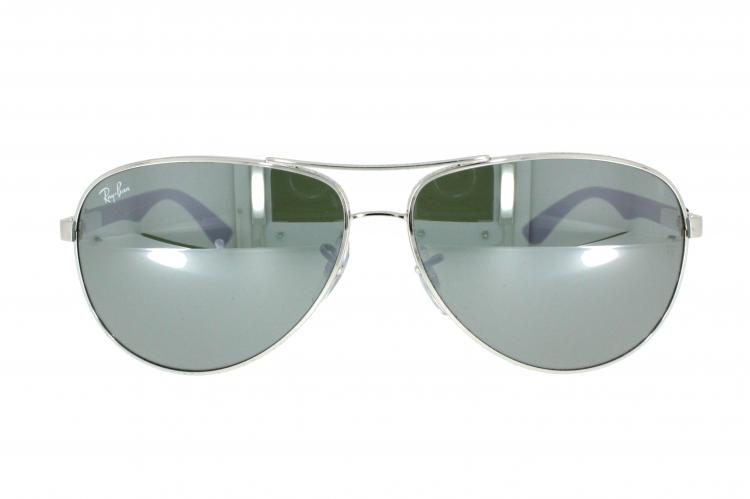 ray ban sonnenbrille silber verspiegelt