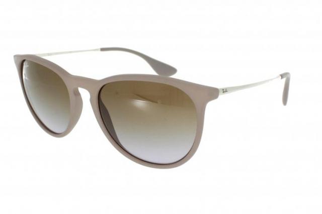 ray ban sonnenbrille erika rb 4171 600068 in beige. Black Bedroom Furniture Sets. Home Design Ideas