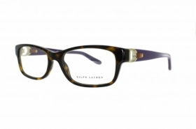 Ralph Lauren Brille RL 6105 5001 Gr. 51 in Black POXjuJsNt