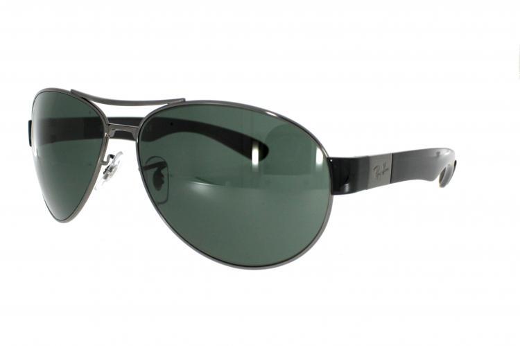 Ray-Ban Sonnenbrille RB 3509 004/71 in der Farbe gunmetal / dunkelsilber LID2yI4l9u