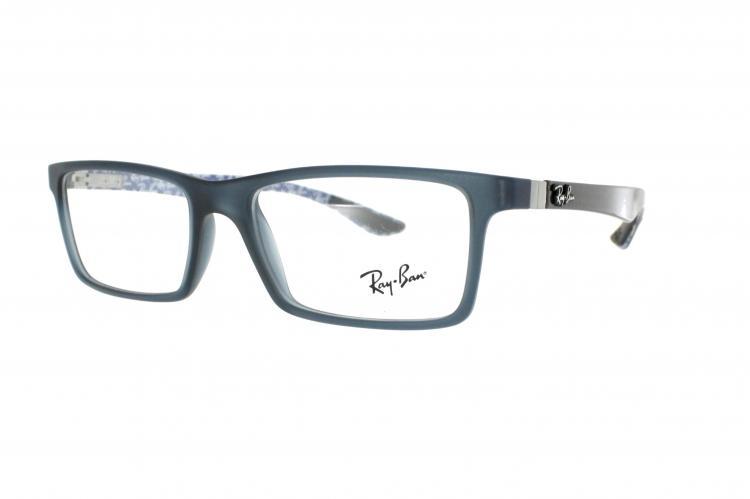 71bd5a49d690da Ray-Ban Kusnststoff Brille RX 8901 5262 Größe 53