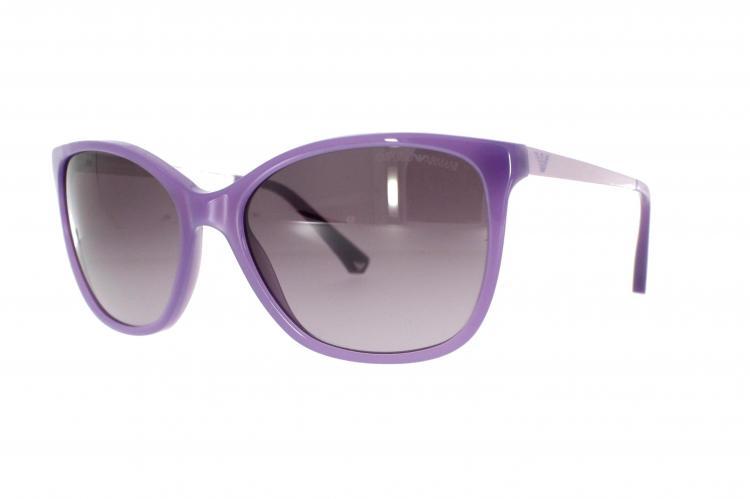 Emporio Armani Damen Sonnenbrille » EA4025«, lila, 51288H - lila/lila