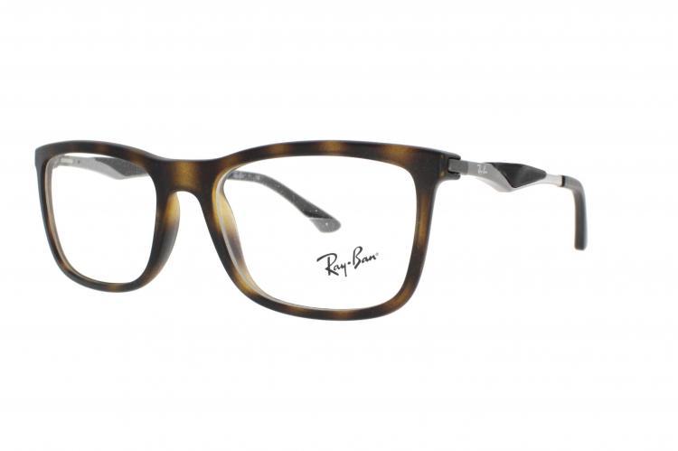 ray ban brillengestell braun