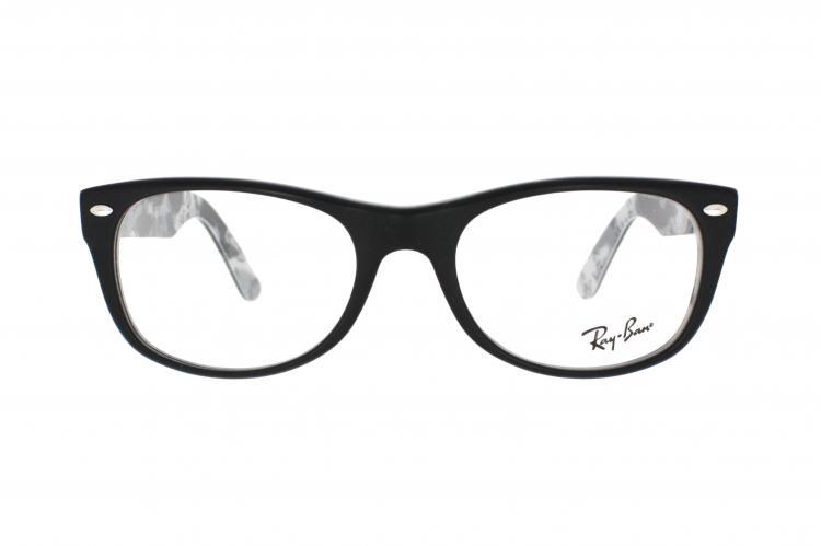 ray ban wayfarer frames  Ban Kunststoff Brille New Wayfarer RX 5184 5405 Gr.50
