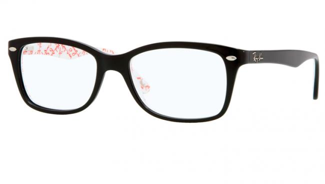 ray ban brille kunststoff