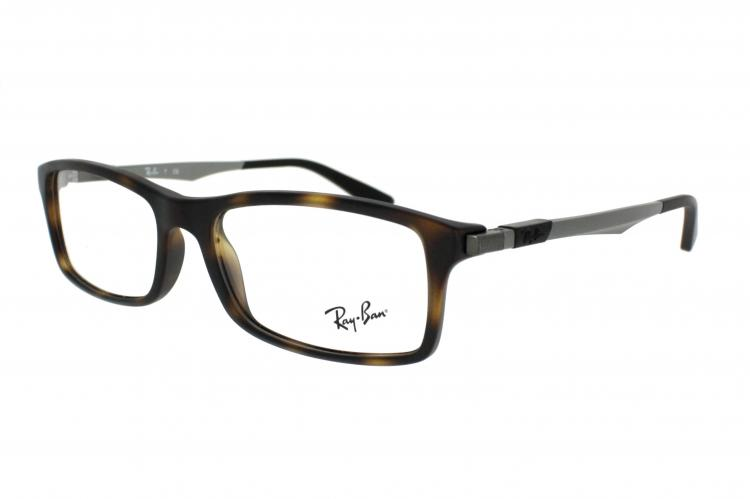ray ban brille mattes gestell