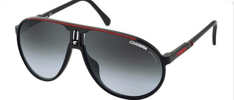 Carrera Sonnenbrille rot Damen Ye7sIzwJvp