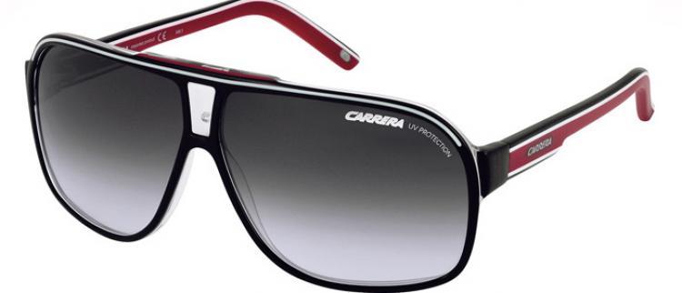 Carrera Sonnenbrille weiss 71ObKGnHB
