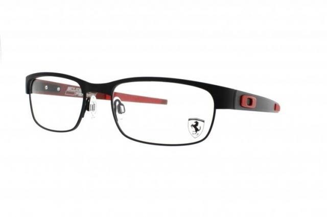 84365629fd Oakley Carbon Plate Black Ferrari Red 53