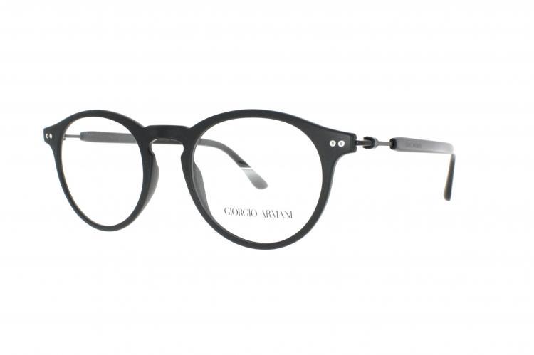 Giorgio Armani Herren Brille » AR7040«, schwarz, 5042 - schwarz