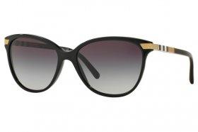 BURBERRY Burberry Damen Sonnenbrille » BE4239Q«, braun, 336913 - braun/braun