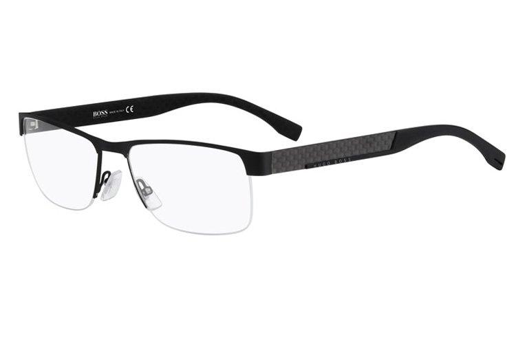 Boss Herren Brille » BOSS 0644«, schwarz, HXJ - schwarz