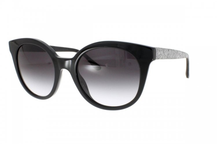 Boss Damen Sonnenbrille » BOSS 0890/S«, schwarz, UI5/9O - schwarz/grau