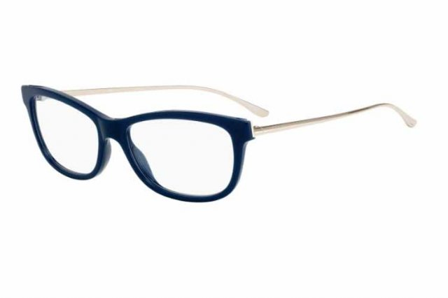 Boss Damen Brille » BOSS 0895«, blau, 0S7 - blau