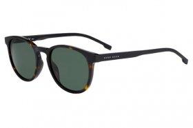 Boss Herren Sonnenbrille » BOSS 0959/S«, braun, 086/IR - braun/grau