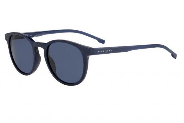 Boss Herren Sonnenbrille » BOSS 0922/S«, blau, AVS/KU - blau/blau