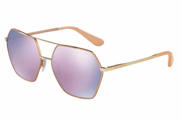 Dolce & Gabbana DG2157 12945R Sonnenbrille Damen XfHCm