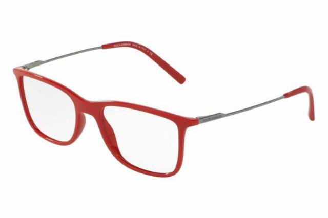 DOLCE & GABBANA Dolce & Gabbana Herren Brille » DG5024«, rot, 3096 - rot