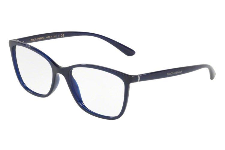 DOLCE & GABBANA Dolce & Gabbana Damen Brille » DG5026«, blau, 3094 - blau