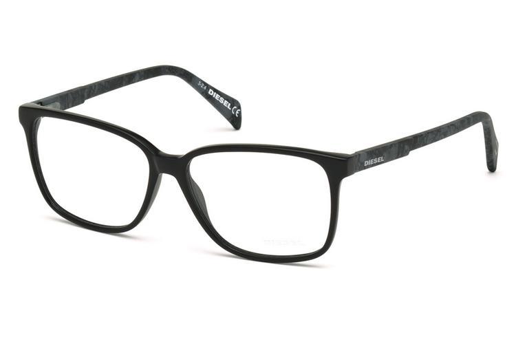 Diesel Damen Brille » DL5210«, blau, 090 - blau
