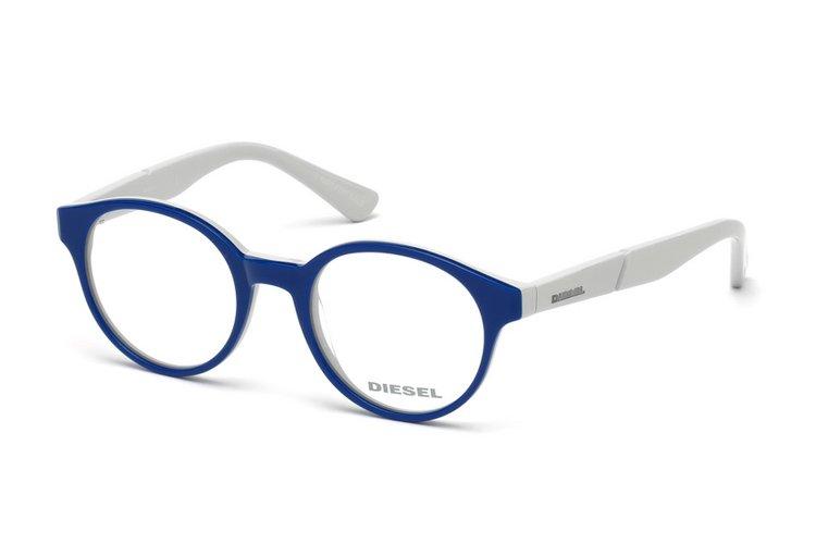 Diesel Kinderbrillen Brille » DL5244«, blau, 092 - blau