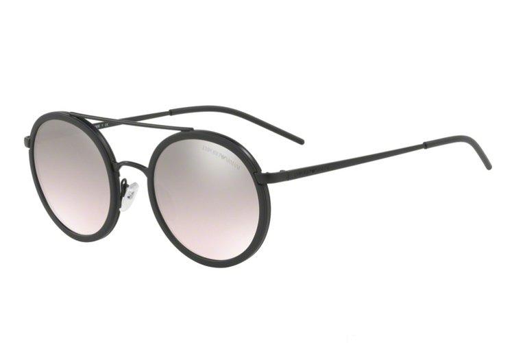 Emporio Armani Herren Sonnenbrille » EA2041«, schwarz, 30018Z - schwarz