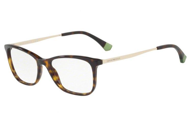 Emporio Armani Damen Brille » EA3119«, braun, 5089 - braun