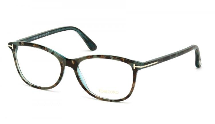 Tom Ford Damen Brille » FT5388«, braun, 056 - braun