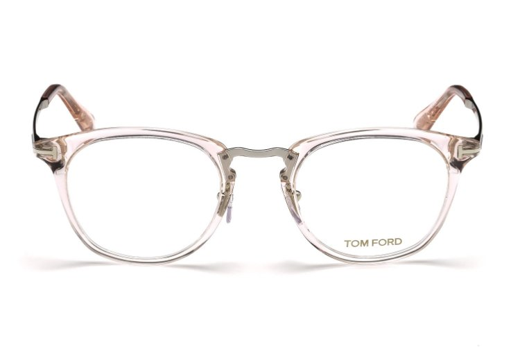 Tom Ford Brille » FT5466«, rosa, 072 - rosa