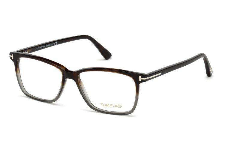Tom Ford Herren Brille » FT5478-B«, braun, 056 - braun