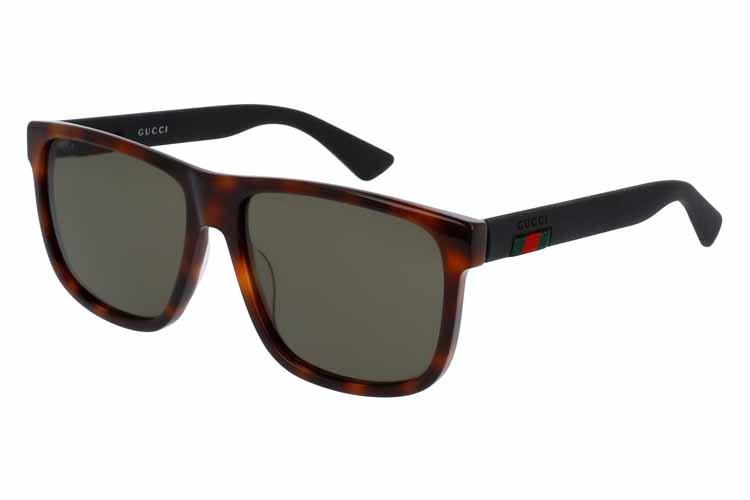 Gucci GG 0010S 006 Größe 58 Bn52Rg