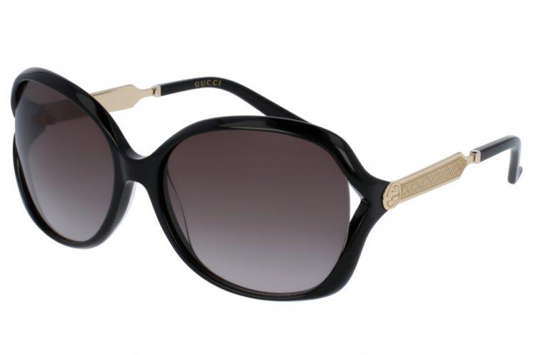 Gucci GG 0076S 002 Größe 60 Rm35OHD