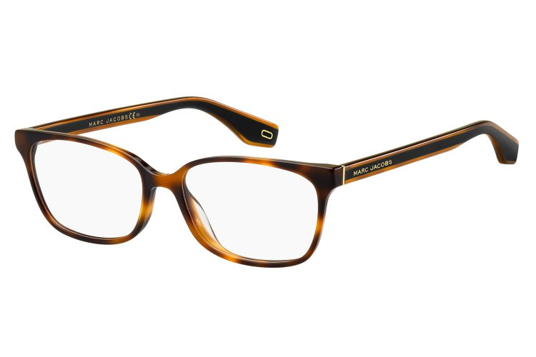 MARC JACOBS Marc Jacobs Damen Brille » MARC 282«, braun, 086 - braun