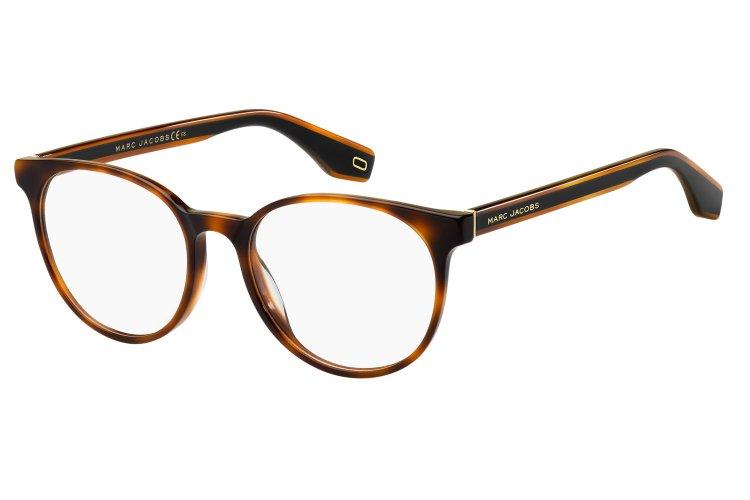 MARC JACOBS Marc Jacobs Damen Brille » MARC 283«, braun, 086 - braun